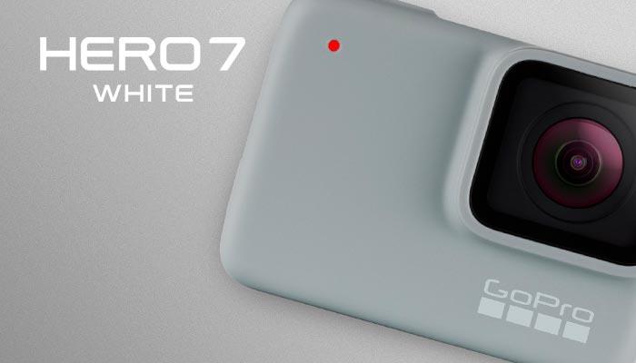 confronto caratteristiche gopro hero7 white