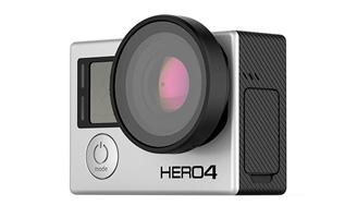 filtro lente naked gopro hero3
