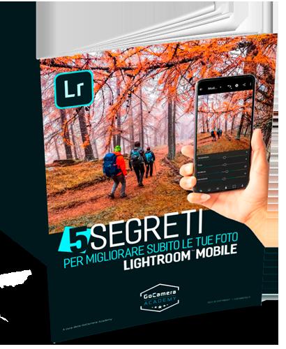 guida Lightroom Mobile