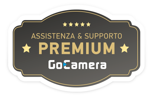supporto e assistenza gopro