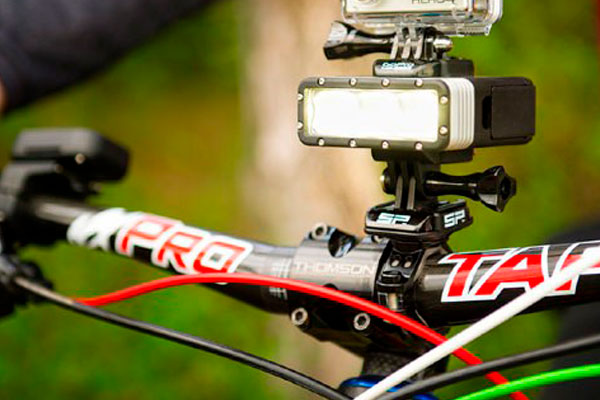 sp connect supporto bici gopro