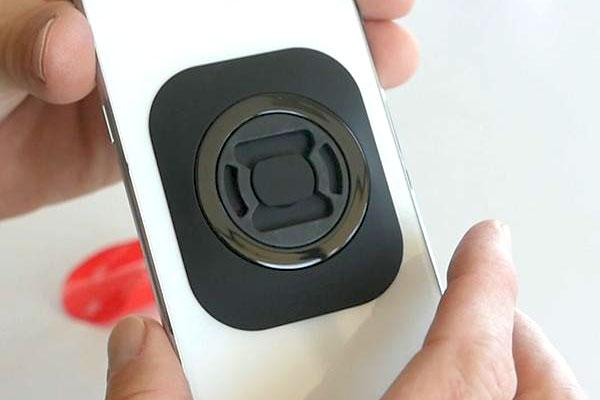 SP Connect Supporto Universale Smartphone con adattatore GoPro