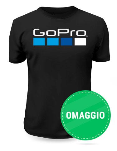 t-shirt gopro