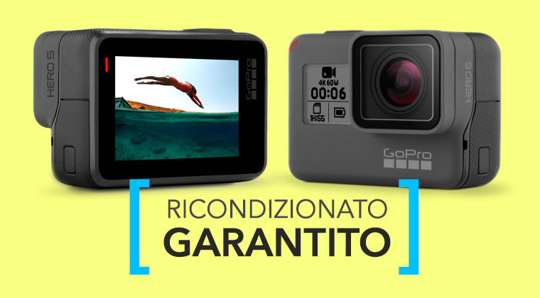 videocamere gopro renewed