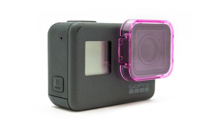 GoCamera Filtro Magenta Snorkel