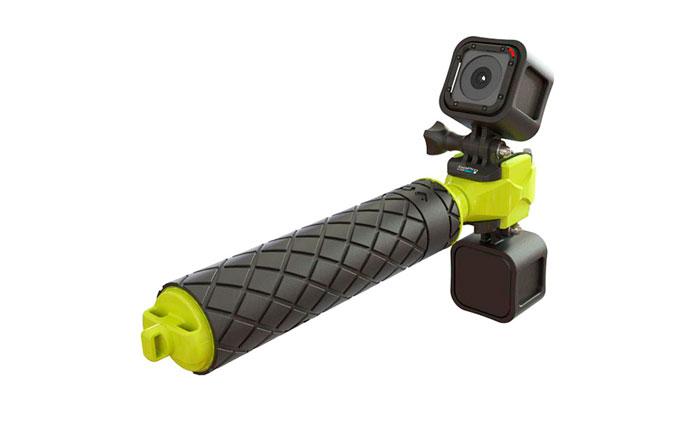 GoScope Impugnatura galleggiante per GoPro con doppio aggancio