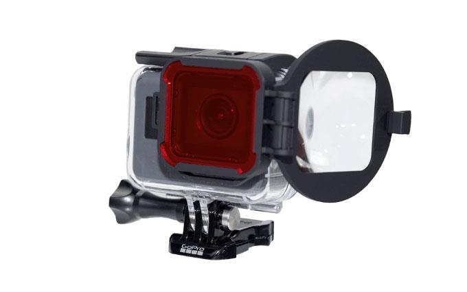 PolarPro Filtro Rosso e Macro GoProo