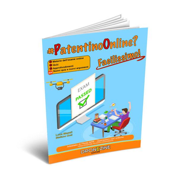 corso patentino droni online