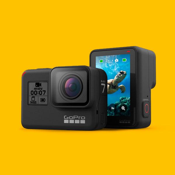 videocamera gopro hero 7 black