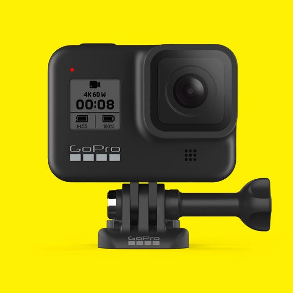 videocamera gopro hero8 black