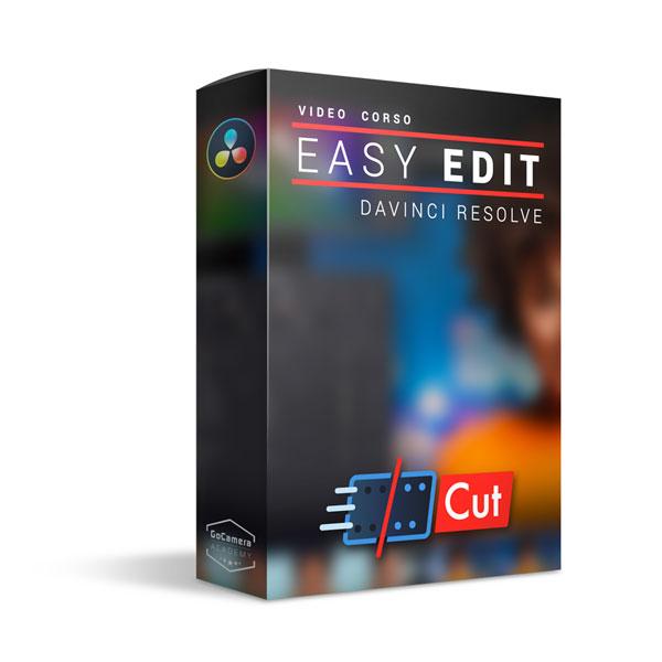 video corso davinci resolve editing