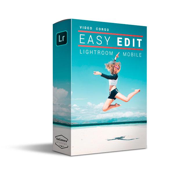 Video Corso Lightroom Mobile Easy Edit