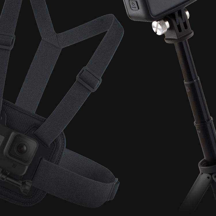 accessori action camera black friday