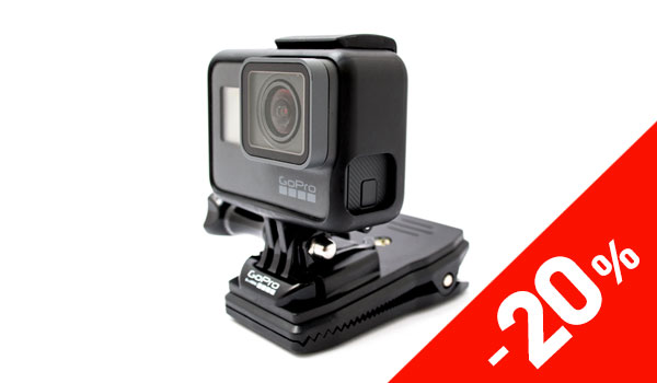 GoCamera Quick Clamp