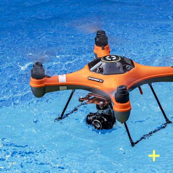 droni impermeabili