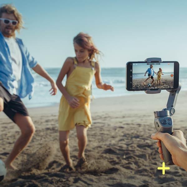 foto e video da smartphone