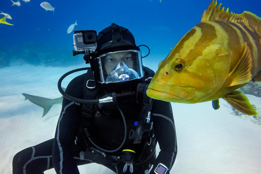 sconti gopro accessori subacquea