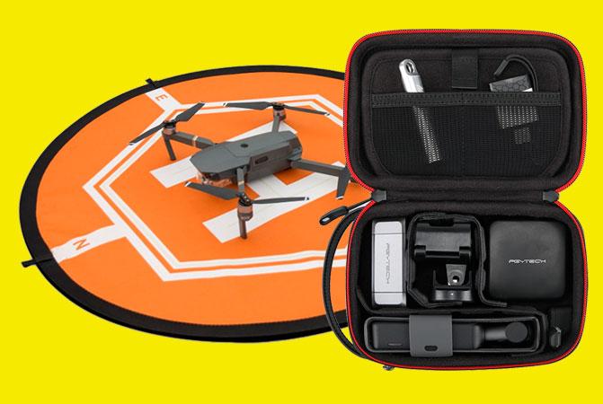 sconti droni accessori dji