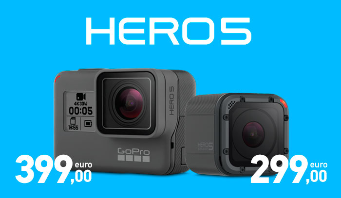 videocamere gopro hero5
