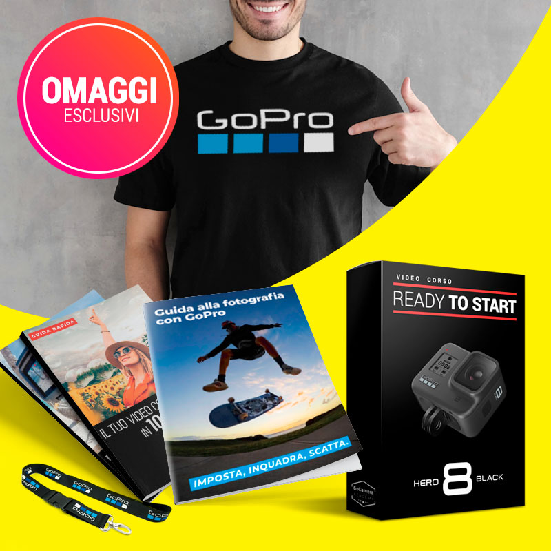 offerta gopro hero 8 black