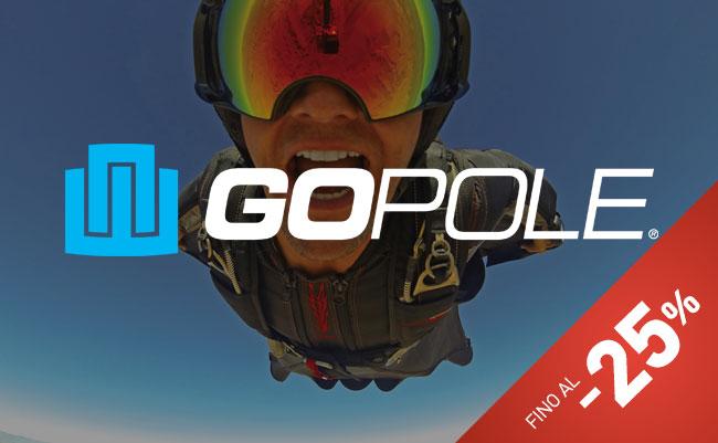 GoPole Accessori e Supporti per GoPro