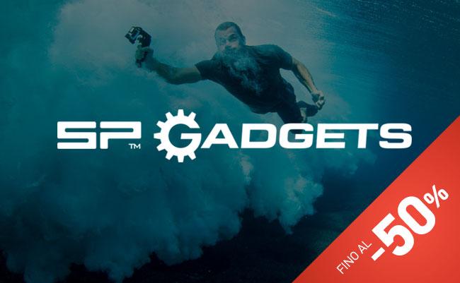 SP Gadgets Accessori e Supporti per GoPro