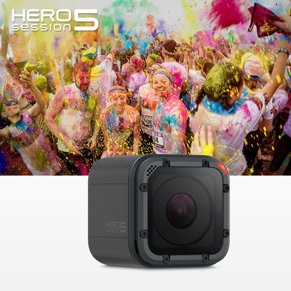 Nuova GoPro HERO5 Session