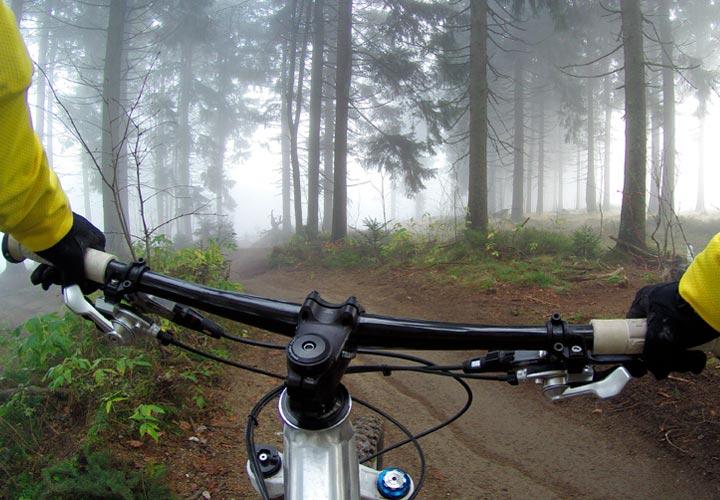 action cam bike