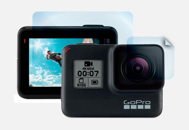 GoCamera Pellicole Protettive per GoPro