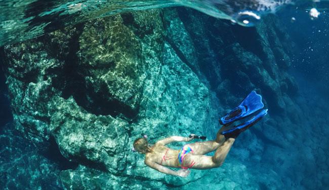 gopro filtri snorkeling