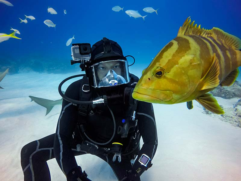 catalogo accessori gopro subacquea