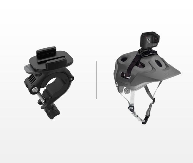 GO BIKING KIT STARTER | Accessori GoPro Bike