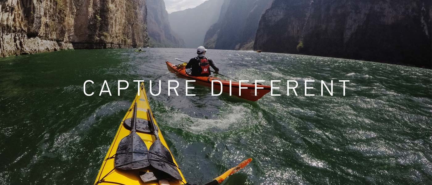 GoPro Kayak e Canoa | Capture Different