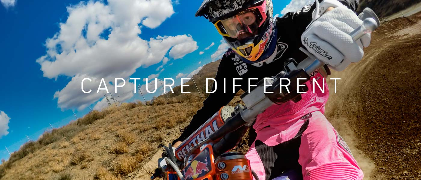 GoPro Moto | Capture Different