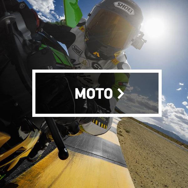 Accessori GoPro per Moto