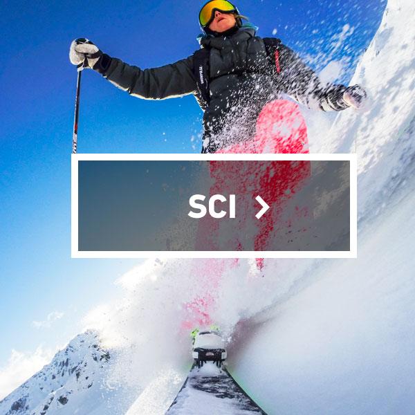 Accessori GoPro per Sci