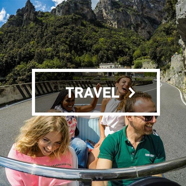 Accessori GoPro per Viaggio
