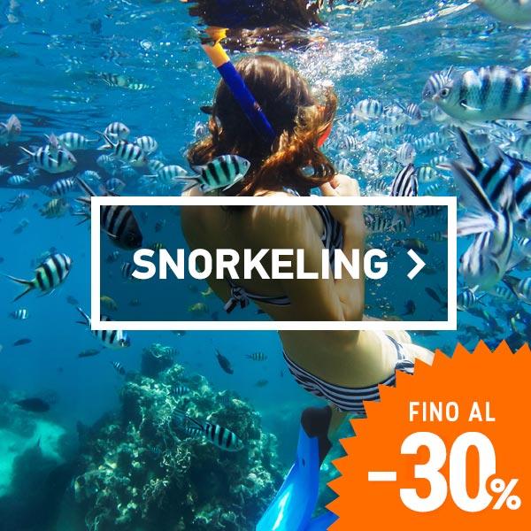 Accessori GoPro per Snorkeling