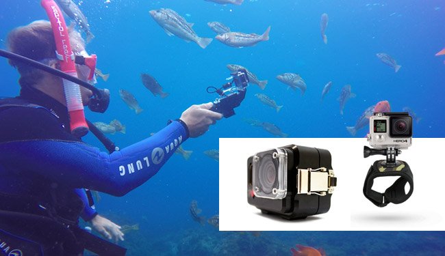 ricambi gopro subacquea