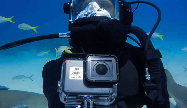 Case Stagni per GoPro