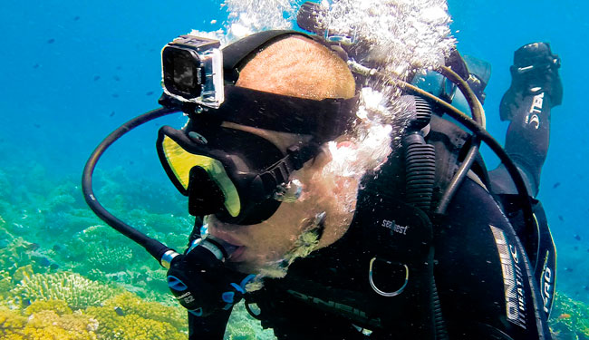 Action Camera Subacquea : Gopro subacquea speciale estate accessori sub gopro