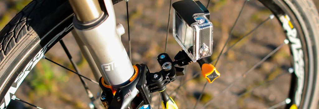 supporti tubolari action cam