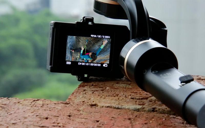 gimbal action camera