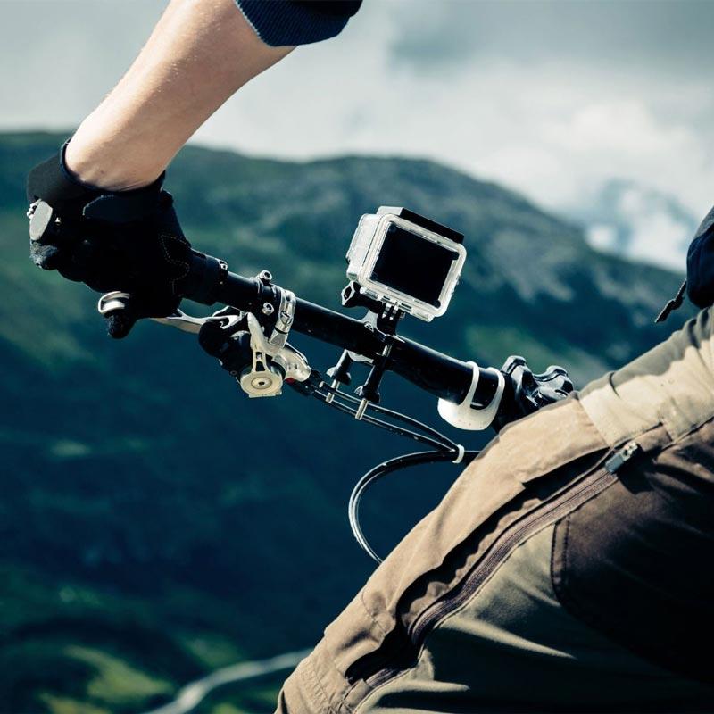 action cam 4K midland h5 pro
