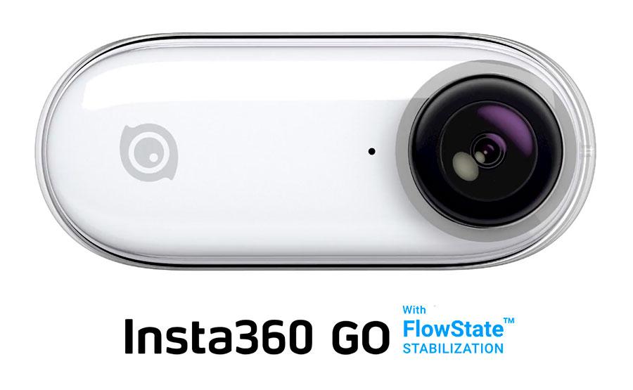 specifiche tecniche insta360 go
