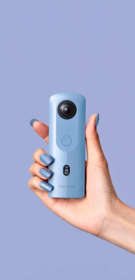 Ricoh Theta SC2 Videocamera 360