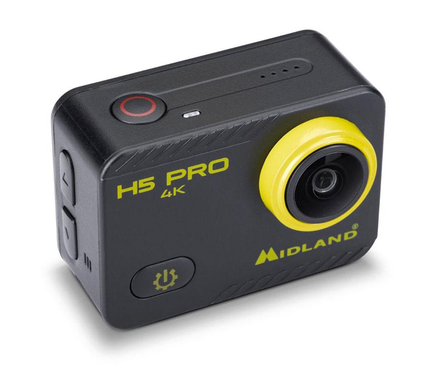 specifiche tecniche midland h5 plus